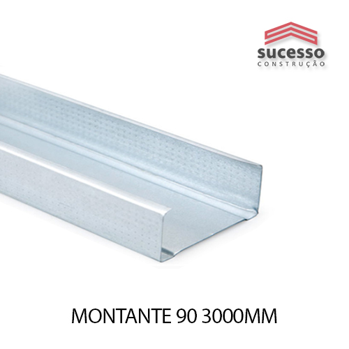 MONTANTE 90 3000MM